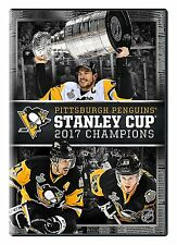 NHL 2017 Stanley Cup Champions [DVD] *NEU* Pittsbugh Penguins Meister Crosby