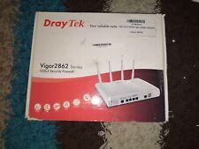 DrayTek Vigor 2860Ln LTE 3G/4G VDSL2/ADSL2+ Quad WAN Router 6 Gigabit Ports