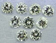 matched round brilliant cut diamonds I-K VS 0.97ct natural loose diamonds