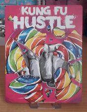 KUNG FU HUSTLE UK EXCLUSIVE BLU RAY STEELBOOK