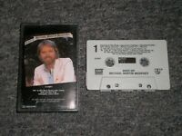 Best Of Michael Martin Murphey~1982 Country/Folk~Cassette Tape~FAST SHIPPING