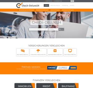 Affiliate Webseite – Homepage - Geld verdienen / Kaufen oder günstig mieten