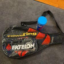 New listing Ektelon RIPSTICK WALL BEATER Longbody Case Only with 2 Penn racketballs