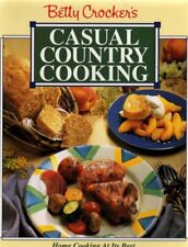 B000JCO6CC BETTY CROCKERS CASUAL COUNTRY COOKING: HOME COOKING AT ITS BEST! ..