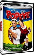 NEW DVD - POPEYE - ROBIN WILLIAMS , SHELLY DUVALL, MUSIC BY HARRY NILSSON