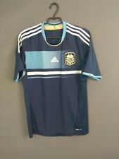 Argentina Jersey 2011 2012 Away M Shirt Camiseta Football Adidas V32097 ig93