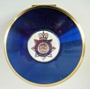 Rare Vintage Stratton Compact For Ministry of Defence Police