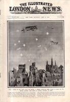 1915 London News May 8 - Neuve Chapelle fighting; French back in Egypt after 114