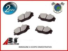 UFO9BS Kit pastiglie freno Post CHEVROLET TRANS SPORT Benzina 1996>2005