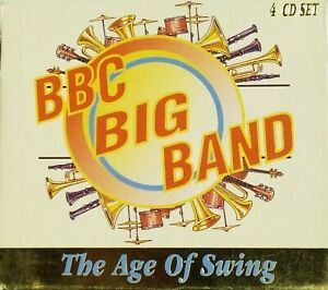 COFFRET 4 CD BBC BIG BAND - THE AGE OF SWING