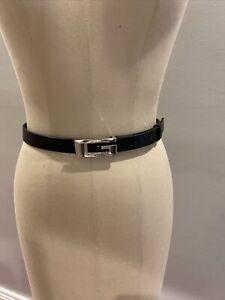 Authentic Gucci Leather Belt