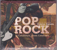 Pop Rock - De Catalunya / from Catalonia Compilation - CD (Brand New Sealed)
