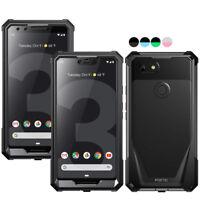 For Google Pixel 3 / 3 XL Case, Hybrid TPU Bumper Shockproof Protector Cover
