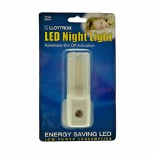 Lloytron SPECIAL Capteur Detector Automatic DEL Safety Night Light, Nursery, Kids