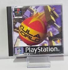 PS1 / Sony Playstation 1 Spiel - Kula World mit OVP+Anleitung RARITÄT A3493