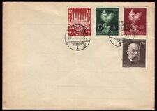 Cover European Stamps