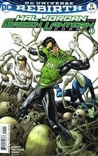 Hal Jordan And The Green Lantern Corps #15 Nowlan Variant Cover DC Comics 2017