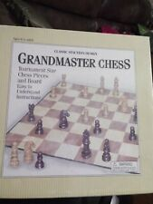 Grandmaster Chess Set