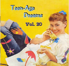 Specialmente-Teen-Age Dreams vol.20 Popcorn & Teenage CD