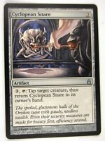 MTG Magic: the Gathering Cards: CYCLOPEAN SNARE: RAV