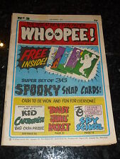 WHOOPEE! Comic - Issue No 3 - Date 1974 - UK Paper Comic