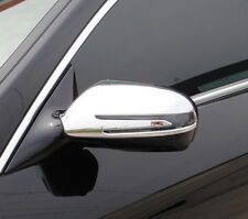 MERCEDES BENZ SLK CONVERTIBLE CLASS R171 CHROME DOOR MIRROR TRIMS 2009 - 2011