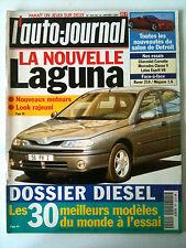 L'AUTO-JOURNAL du 01/1997; Nouvelle Laguna/ Dossier Diesel Top 30/ Chevrolet Cor