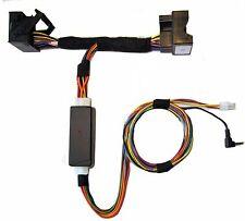 VW Adapterkabel Mute Adapter für BURY CC9060 oder CC9060 Plus (komplett)