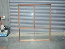 Timber Awning Window 2105h x 1840w -  (BRAND NEW IN STOCK NOW)