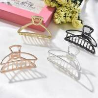 Women Large Hair Claw Hair Clip Butterfly Claws Clamps Hair Barrette Accessories