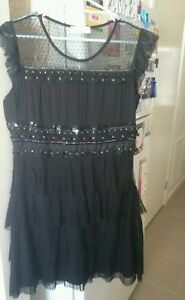 "Alannah hill dress. ""alannah's little fantasy frock"". Sz 14. Brand new."