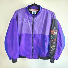 Universal Studios Orlando CityWalk Men's Windbreaker Jacket Purple Plus Size XXL