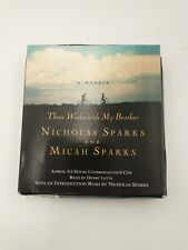 Three Weeks with My Brother by Nicholas Sparks and Micah Sparks (2004) Audio Cd