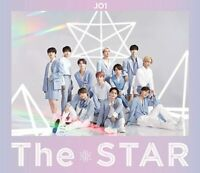 JO1 First Full Album The STAR [normal Edition] (CD + SOLO POSTER) Pre-Order