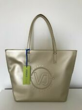 Versace Jeans Tote Bag - Gold Brand New with Tags, immaculate condition