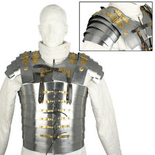 Medieval Roman Empire Legion legionnaire Lorica Segmentata Segmenta Body Armor