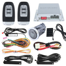 EASYGUARD PKE car alarm system push engine start stop keyless go password entry