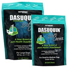 Dasuquin Soft Chews for Dogs 84-ct Bag, 150-ct Bag & Free Shipping