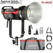 2020 Aputure LS COB C 300d ii Light Dome Lamp Brightness Brighter V-mount