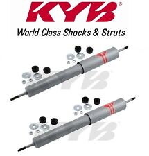 Ford Custom AMC AMX Pair Set Of 2 Front Shock Absorbers KYB Gas-A-Just KG-4503