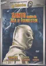DVD - Santo Contra La Hija De Frankestein NEW El Santo FAST SHIPPING !