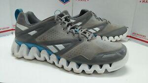 Pre Owned Used Reebok Zig Tech Athletic Sneakers Mens Sz 10.5
