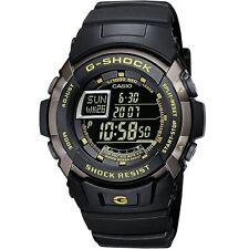 G-shock Negro Alarma Cronógrafo Reloj G-7710-1ER PVP £ 85