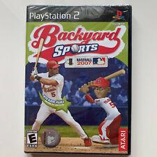 Backyard Sports Baseball 2007 - PlayStation 2 *** BRAND NEW ***