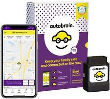 autobrain Obd Real-Time Gps Tracker-Auto Health Diagnostics(No Service Included)