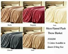 Flannel Pictorial Blankets