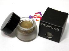 Long Lasting Waterproof Gel Eyeliner - Lime Olive Green Shimmer Eye Liner