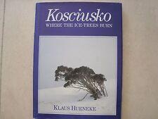 Kosciuskio Where the Ice-Trees Burn by Klaus Hueneke