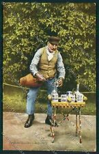 Palermo Costumi Siciliani cartolina QQ0912