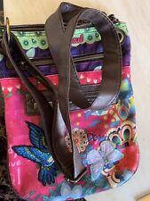 Desigual   Bright Multicolour  Medium Cross Body Bag